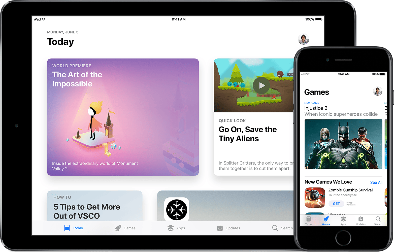 Bekitzur Blog: Today Tab in App Store of iOS 11, changing the ASO for the new iOS